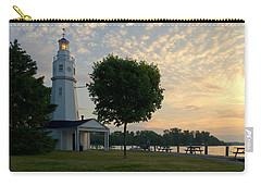 Kimberly Point Lighthouse Carry-all Pouch