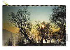 Sunlight Between The Trees Carry-all Pouch