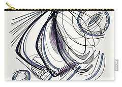 2012 Drawing #17 Carry-all Pouch