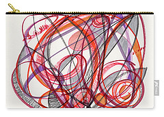 2012 Drawing #3 Carry-all Pouch