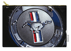 2012 Ford Mustang Trunk Emblem Carry-all Pouch