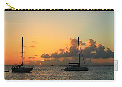 Sunset Carry-all Pouch by Catie Canetti