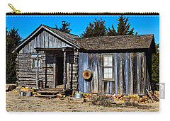 Old Cabin Carry-all Pouch by Doug Long