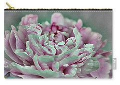 Peony Named Shirley Temple Carry-all Pouch