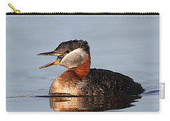 Rednecked Grebe Carry-all Pouch