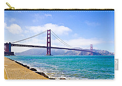 75 Years - Golden Gate - San Francisco Carry-all Pouch