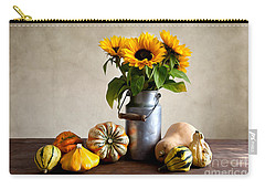 Autumn Carry-all Pouch by Nailia Schwarz