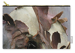 A Bark In Time Carry-all Pouch by Robert Margetts