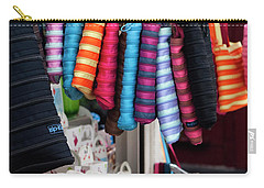 A Brand New Bag Carry-all Pouch by Lorraine Devon Wilke
