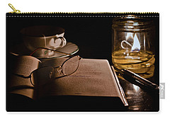 A Candlelight Scene Carry-all Pouch