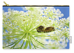 A Caterpillars Palace Carry-all Pouch