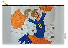 A Cheerful Cheerleader Carry-all Pouch
