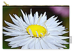 A Daisy Carry-all Pouch by Martina Fagan