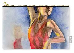 A Flamenco Dancer  2 Carry-all Pouch