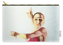 A Flamenco Dancer Carry-all Pouch