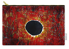 Carry-all Pouch featuring the painting A Long Time Coming by Michael Cross