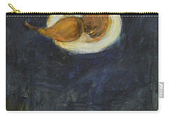 Carry-all Pouch featuring the painting A Pair by Kathleen Grace