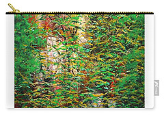 A Peaceful Place Poster Carry-all Pouch