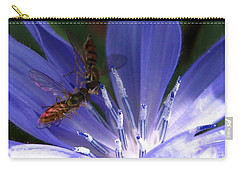 A Quiet Moment On The Chicory Carry-all Pouch by J McCombie