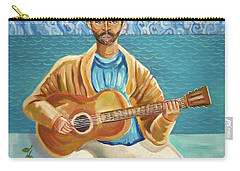 A Sad Song Carry-all Pouch by John Keaton