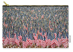 A Thousand Flags Carry-all Pouch