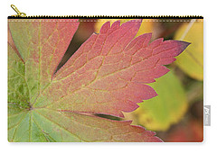 A Touch Of Fall Carry-all Pouch