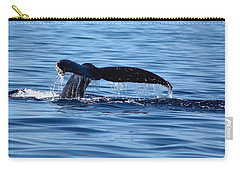 A Whale Of A Time Carry-all Pouch