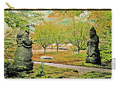 Abby Aldrich Rockefeller Garden Pathfinders Carry-all Pouch by Lizi Beard-Ward