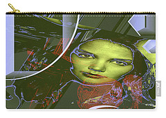 About Art Streetart Carry-all Pouch