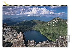 Above Castle Lake Carry-all Pouch