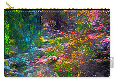 Abstract 86 Carry-all Pouch by Pamela Cooper