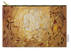 Abstract Art Eleven Carry-all Pouch
