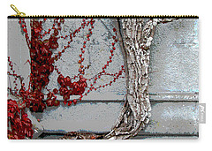 Carry-all Pouch featuring the photograph Adare Ivy by Charlie and Norma Brock