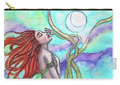 Adira The Mermaid Carry-all Pouch