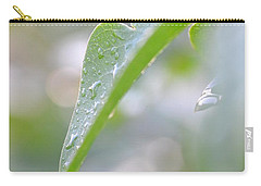 Carry-all Pouch featuring the photograph After The Rain by JD Grimes