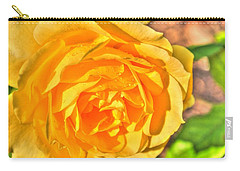 Carry-all Pouch featuring the photograph After The Rain by Michael Frank Jr