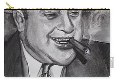 Al Capone 0g Scarface Carry-all Pouch