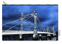 Albert Bridge London Carry-all Pouch