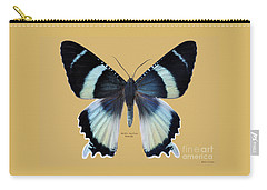 Alcides Agathyus Butterfly Carry-all Pouch