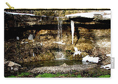 Alcove Spring And Waterfall Carry-all Pouch