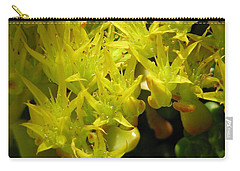 Carry-all Pouch featuring the photograph Almost Undersea by Rory Sagner