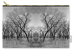 Altered Series - Bare Double Carry-all Pouch by Kathleen Grace