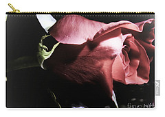 Carry-all Pouch featuring the photograph Always And Forever 2 by Janie Johnson