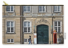 Amalienborg Palace Carry-all Pouch by Steven Richman