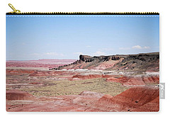 Carry-all Pouch featuring the photograph Amazing American Landscape by Judy Hall-Folde