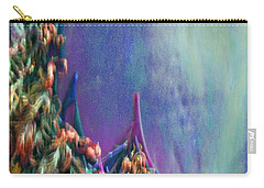 Carry-all Pouch featuring the digital art Ancesters by Richard Laeton