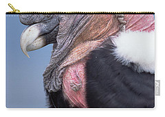 Andean Condor Vultur Gryphus Adult Male Carry-all Pouch