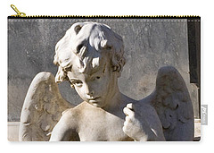 Angel Of Baroque Carry-all Pouch