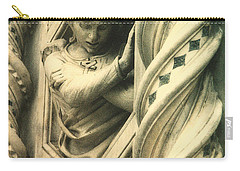 Angel Of The Basilica Carry-all Pouch