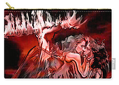 Angels Of Lust Carry-all Pouch